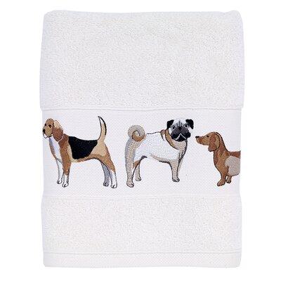 Ganzi Dogs Hand Towel