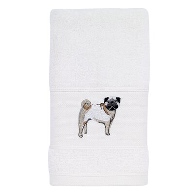 Ganzi Dog Fingertip Towel