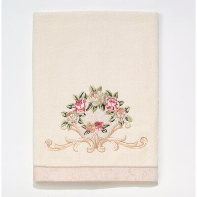 Rosefan Bath Towel