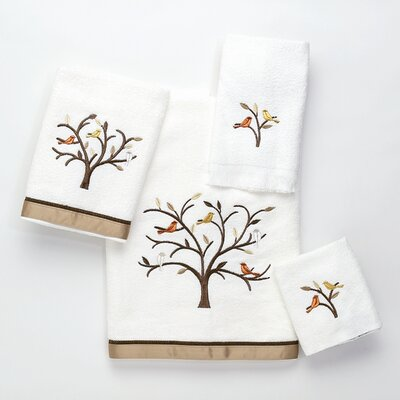 Avanti Linens Friendly Gathering 4 Piece Towel Set at Sears.com