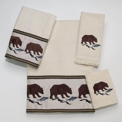 Avanti Linens Northwest 4 Piece Towel Set at Sears.com
