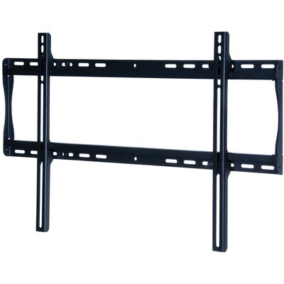 "Smart Mount Fixed Universal Wall Mount for 39""- 75"" Plasma/LCD Finish: Black, Hardware: Phillips Head SF650P"
