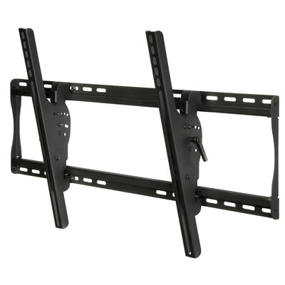 SmartMount Tilt Universal Wall Mount for 42 - 71 Plasma Finish: Black, Hardware: Phillips Head