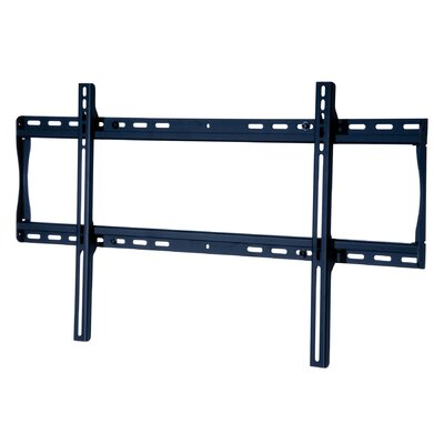 Smart Mount Fixed Universal Wall Mount for 37- 60 Plasma/LCD Finish: Black, Hardware: Phillips Head