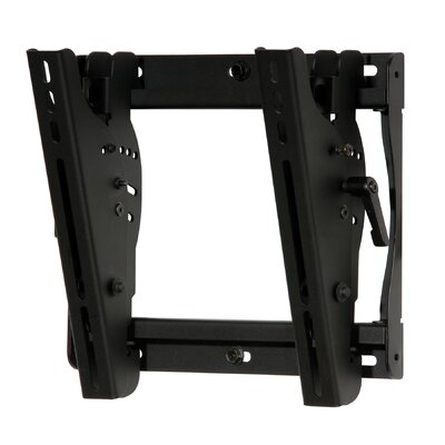Smart Mount Tilt Universal Wall Mount for 13 - 37 LCD Finish: Black, Hardware: Phillips Head
