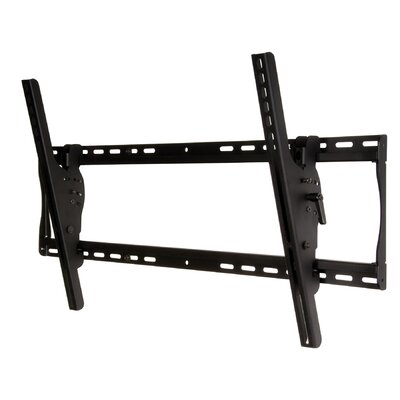 Smart Mount Tilt Universal Wall Mount for 32 - 60 Plasma/LCD Finish: Black, Hardware: Phillips Head