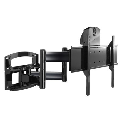 HG Articulating Arm/Tilt Universal Wall Mount for 42 - 60 Plasma Finish: High Gloss Black