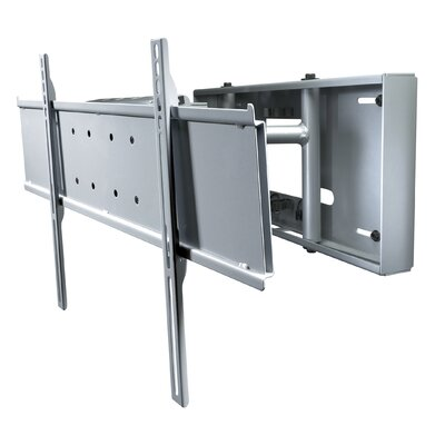 Pull-Out Swivel/Tilt Universal Wall Mount for 32 - 58 Plasma/LCD Finish: Silver, Hardware: Security