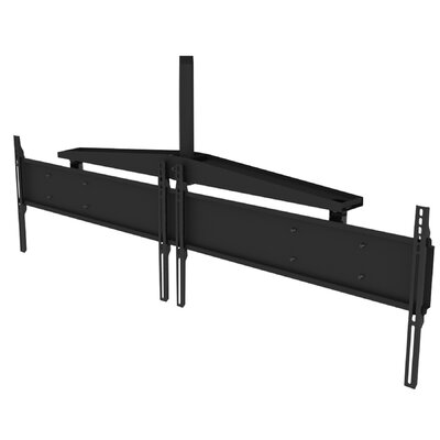 Dual Tilt Universal Ceiling Mount for 37 - 46 Flat Panel Screens