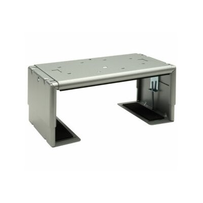 Ultra-Slim DVD Bracket for Designer Mounts Color: Silver, Option: Regular