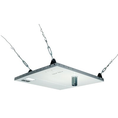 Variable Position Suspended Ceiling Plate Capacity: 250 lbs. Max (CMJ453)