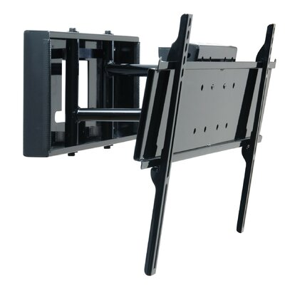 Pull-Out Swivel/Tilt Universal Wall Mount for 32 - 58 Plasma/LCD Finish: Black, Hardware: Security