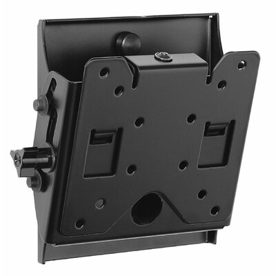 Smart Mount Tilt Universal Wall Mount for 10- 29 LCD Finish: Black, Hardware: Security Screws