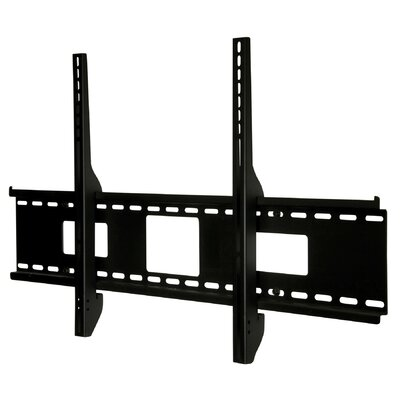 Smart Mount Tilt Universal Wall Mount for 42 - 71 Plasma Finish: Black, Hardware: Security Screws