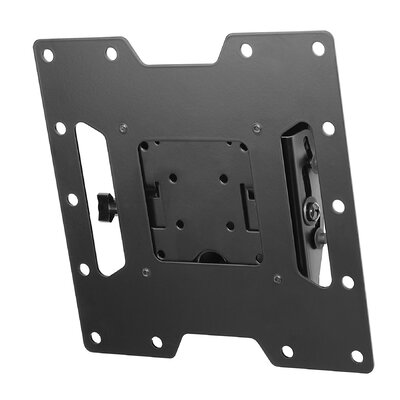 Smart Mount Tilt Wall Mount for 13 - 37 LCD Finish: Black, Hardware: Security Screws