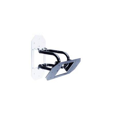 Radial Cube Speaker Mounts for up to 75 lb Commercial Loudspeakers Color: Black