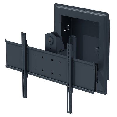Extending Arm Universal Wall Mount for 32 - 60 Plasma/LCD Finish: Black