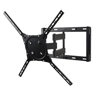 Full-Motion Articulating Wall Mount for 42-75 LCD/Plasma