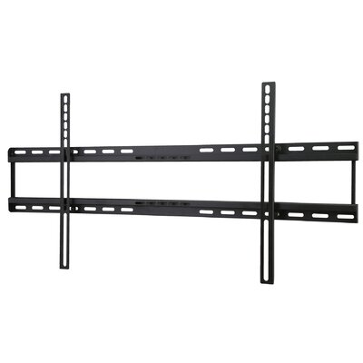 Universal Flat Fixed Wall Mount for 42-75 LCD/Plasma