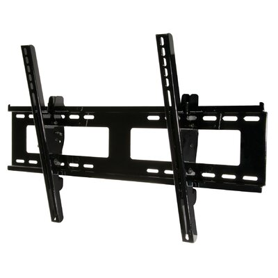 Outdoor Swivel/Tilt Universal Wall Mount for 32 - 55 Screens Finish: Black