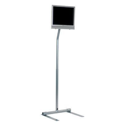 Swivel Floor Stand Mount for LCD Finish: Black