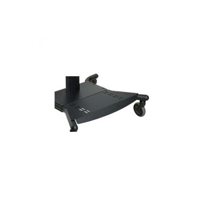 Flat Panel Base Shelf