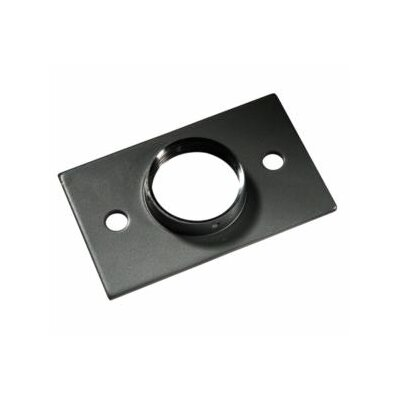 Structural Ceiling Plate for Projectors and Small Flat Panel Screens