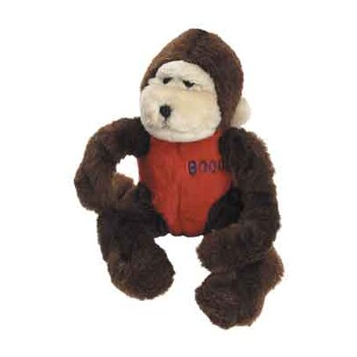 Stretchy Monkey Dog Toy