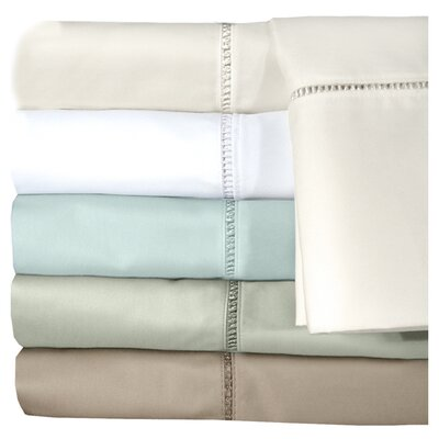 Princeton 300 Thread Count Sheet Set Color: White, Size: California King