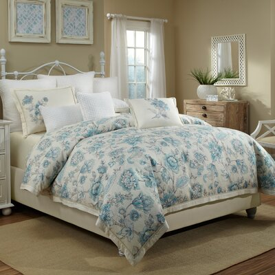 Bellevue 3 Piece Duvet Cover Set Size: King