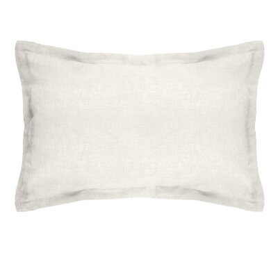 Brownstown Linen Boudoir Pillow Color: Pearl