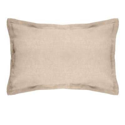 Brownstown Linen Boudoir Pillow Color: Linen