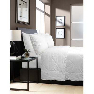 Silk All Season Down Alternative Comforter Size: King