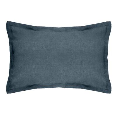 Brownstown Linen Boudoir Pillow Color: Dark Teal