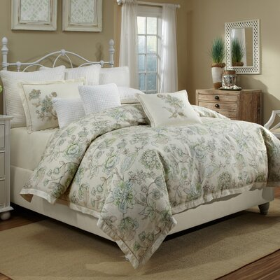 Casey Duvet Cover Set Size: King