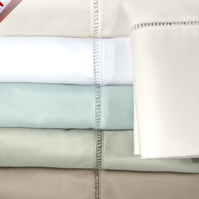 Legacy 300 Thread Count Sheet Set Color: Blue, Size: California King