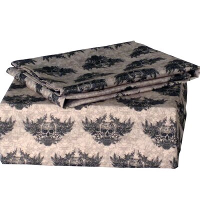 Derrell 3 Piece Sheet Set Size: Extra-Long Twin