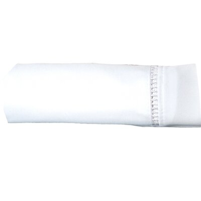 Legacy 500 Thread Count Sheet Set Size: King, Color: White