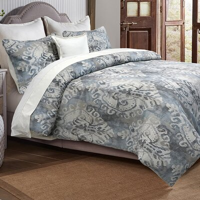 Soledad 3 Piece Duvet Cover Set Size: King