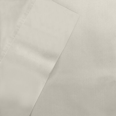 600 Thread Count Tencel Sheet Set Color: Taupe, Size: California King