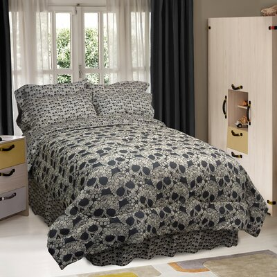 Vollmer 5 Piece Comforter Set
