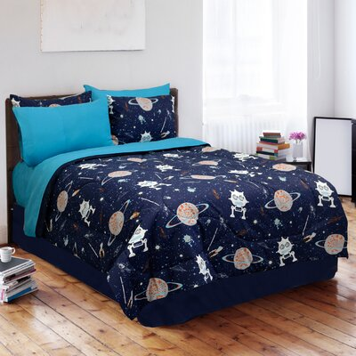 Kyree Comforter Set Size: Twin