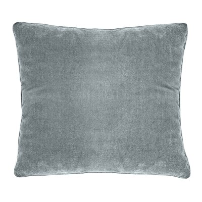 Ted Soft Velvet Throw Pillow Color: Asparagus