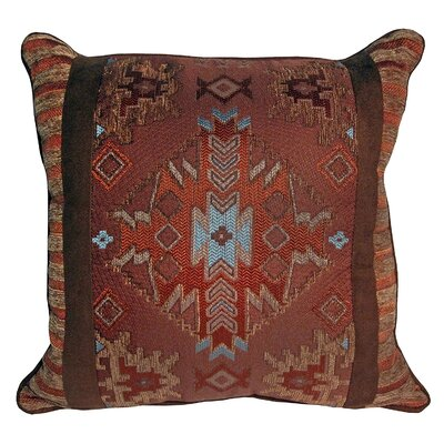 Judah Square Throw Pillow