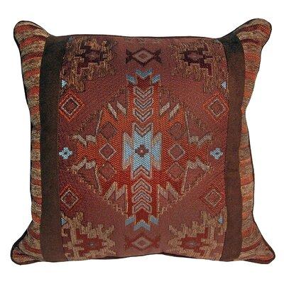 Judah Square Throw Pillow