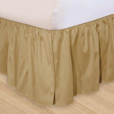 Ruffled Bed Skirt Size: California King
