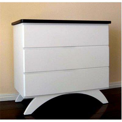 Cheap Eden Baby Furniture Madison 3-Drawer Kids Dresser (EBF1018)