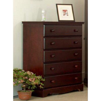 Cheap Eden Baby Furniture Savannah 5-Drawer Chest (EBF1024)