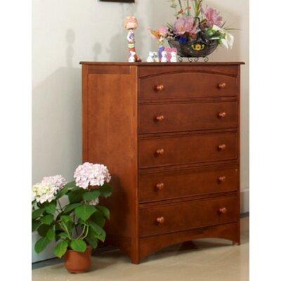 Cheap Eden Baby Furniture Seattle 5-Drawer Chest (EBF1025)