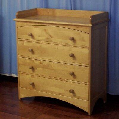 Cheap Eden Baby Furniture Seattle 4-Drawer Chest (EBF1022)